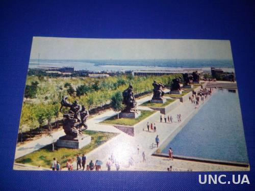 Памятник ГЕРОЯМ СТАЛИНГРАДСКОЙ БИТВЫ №1