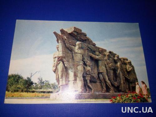 Памятник ГЕРОЯМ СТАЛИНГРАДСКОЙ БИТВЫ №2