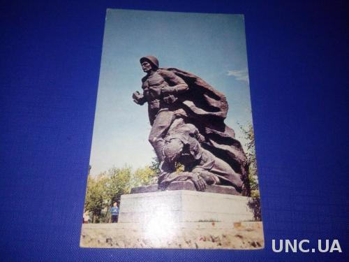 Памятник ГЕРОЯМ СТАЛИНГРАДСКОЙ БИТВЫ №7