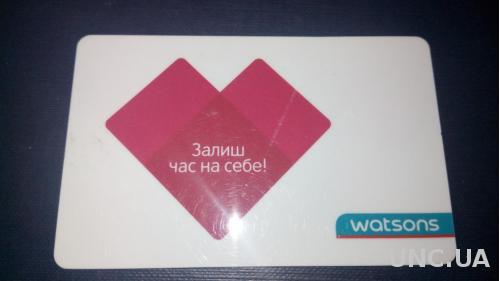 WATSONS (карточка)