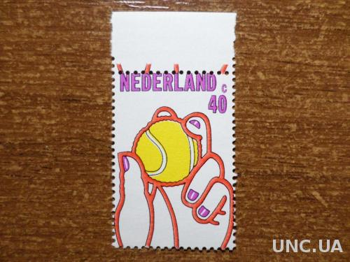 Нидерланды спорт теннис