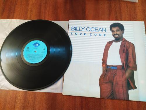 LP Billy Ocean  Love Zone Югославия