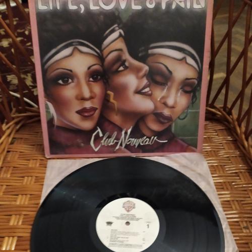 LP Club Nouveau Life , Love & Pain USA