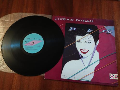 LP Duran Duran  Rio Англія