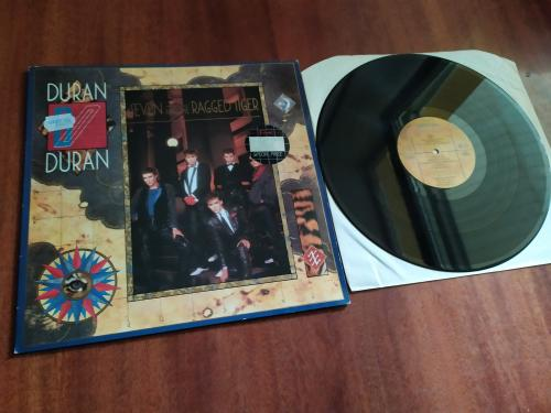 LP Duran Duran – Seven And The Ragged Tiger германия