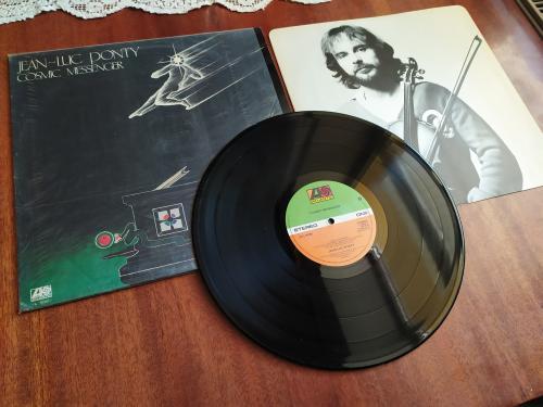 LP Jean-Luc Ponty – Cosmic Messenger OIS сша