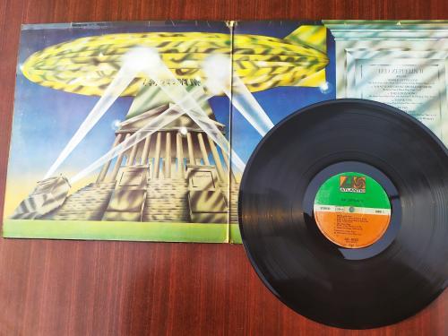 LP Led Zeppelin II GF США