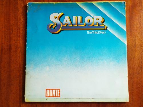LP Sailor  The Third Step Голландия GF