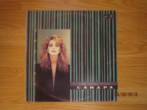 LP Sandra The Long Play