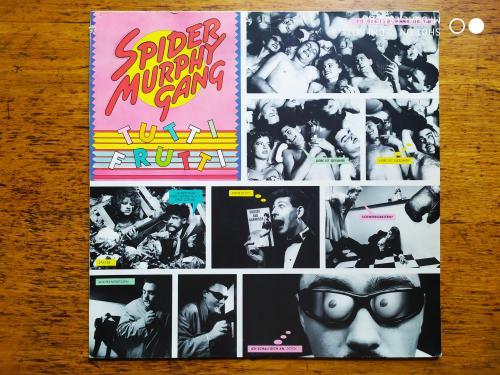 LP Spider Murphy Gang  Tutti Frutti OIS Германия