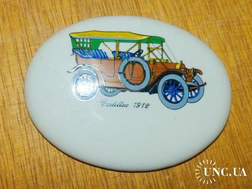 1912 Cadillac  = фарфор  ГЕРМАНИЯ - 9 см