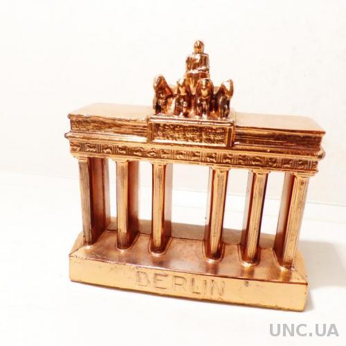 Бранденбургские ворота - металл - германия -
