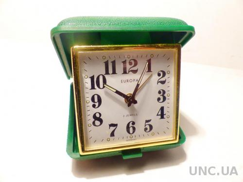 Часы Будильник дорожный  - Europa -----   =