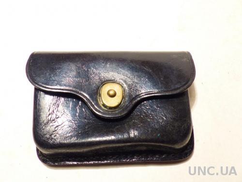 Чехол США Cathey Enterprises США Военный 1977,  - сумка на ремень - кожа -