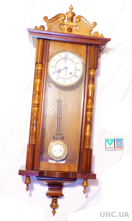 Старинные настенные часы -германия