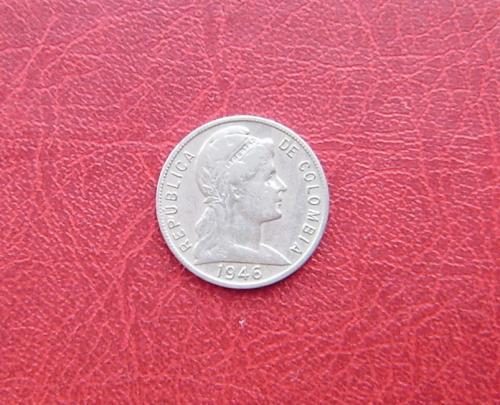 Колумбия 5 сентаво 1946