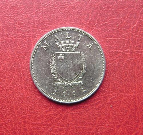 Мальта 1 лира 1994