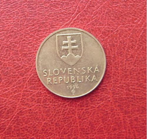 Словакия 1 крона 1994