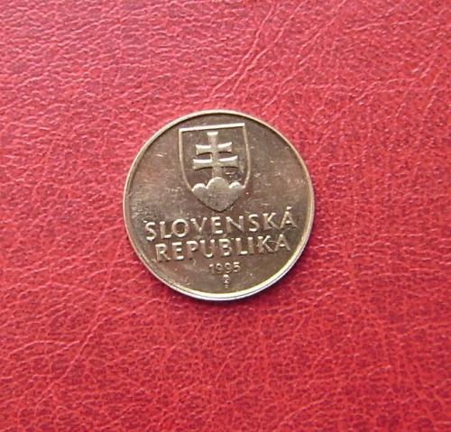 Словакия 1 крона 1995