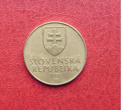 Словакия 10 крон 1993