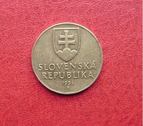 Словакия 10 крон 1994