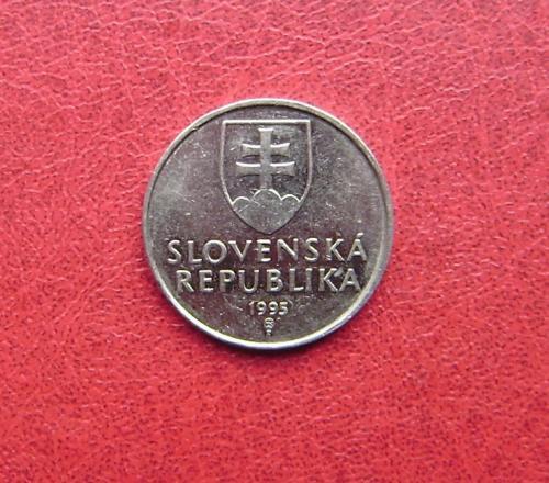 Словакия 2 кроны 1995