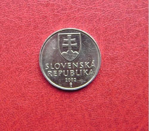 Словакия 2 кроны 2002