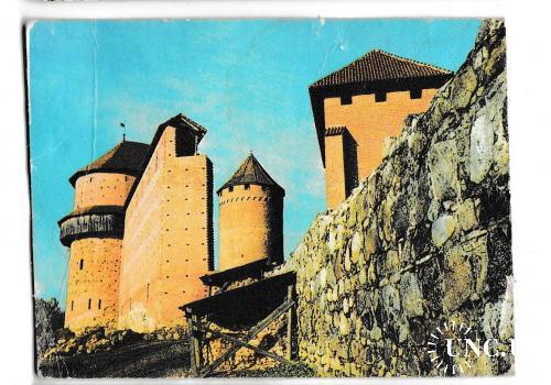 Календарик. Замок, Латвия 1988