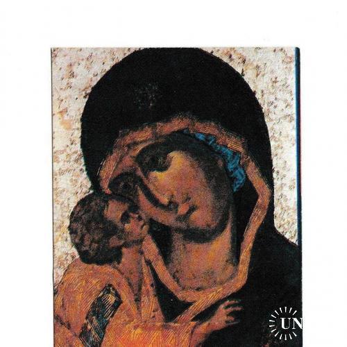 Карточка Икона Богоматерь