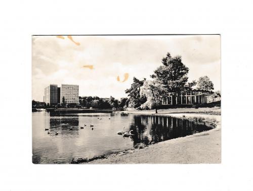 Открытка 1971 Merseburg, Германия