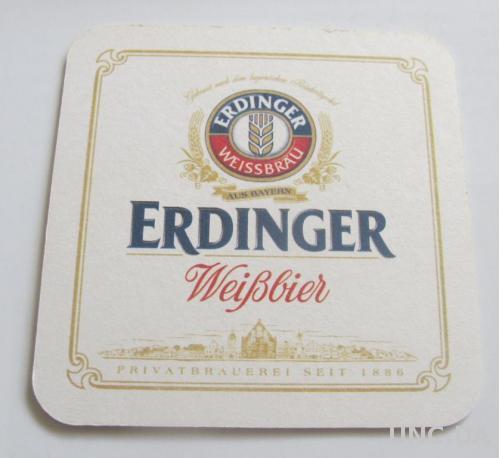 Германия Бирдекель Коснер Erdinger UNC