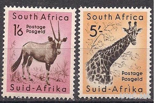 БРИТ. КОЛОНИИ SOUTH AFRICA 1954 MVLH 18 ЕВРО