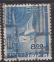 ЯПОНИЯ ФАУНА 1949