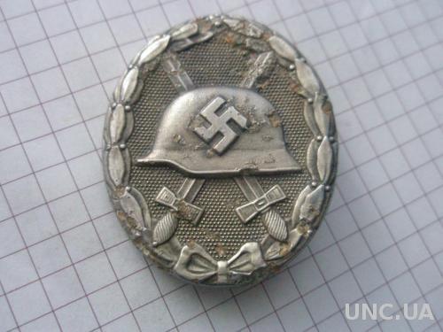 Німеччина Третій Рейх За поранення ІІ ст.