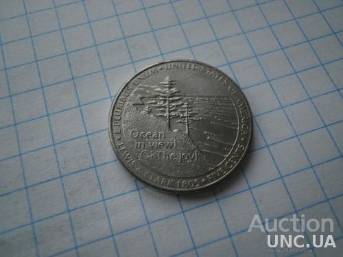 США 2005 рiк (Р) 5 центів.