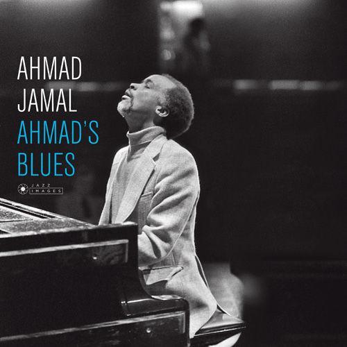 Ahmad Jamal  (Ahmad's Blues) 1951. (LP). 12. Vinyl. Пластинка. Europe. S/S. Запечатанное.