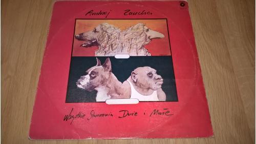 Andrzej Zaucha (Wszystlie Stworzenia Duze I Male) 1983. (LP). 12. Vinyl. Пластинка. Poland