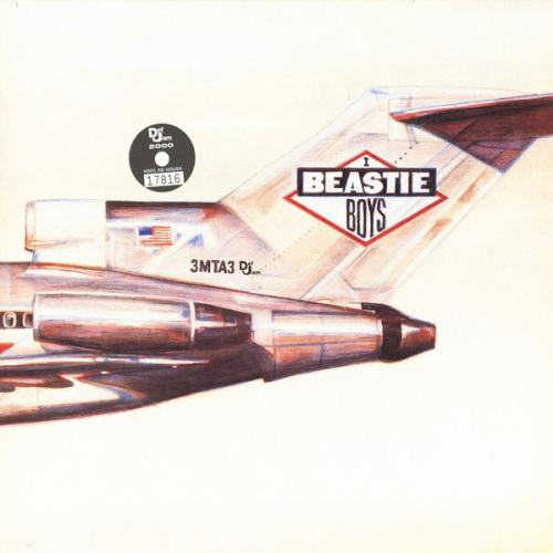 Beastie Boys  (Licensed To Ill) 1986. (LP). 12. Vinyl. Пластинка. Europe. S/S. Запечатанное.
