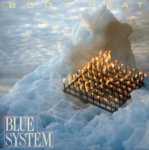 Blue System EX Modern Talking  (Body Heat) 1988. (LP). 12. Vinyl. Пластинка. Germany.