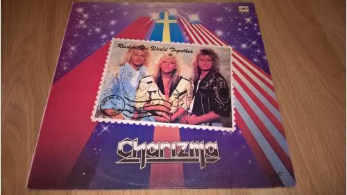 Charizma (Rockin' The World Together) 1985-90. (LP). 12. Vinyl. Пластинка. Латвия. NM/EX+