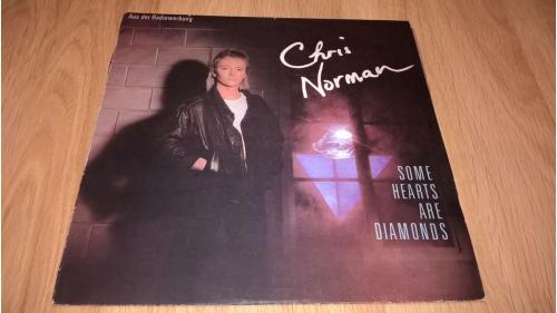 Chris Norman (Some Hearts Are Diamonds) 1986. (LP). 12. Vinyl. Пластинка. Bulgaria. NM/EX+