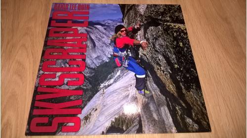 David Lee Roth EX Van Halen (Skyscraper) 1988. (LP). 12. Vinyl. Пластинка. Germany. NM/NM