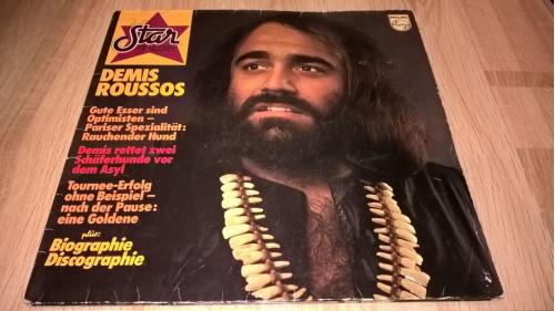 Demis Roussos (Star Fur Millionen) 1973-75. (LP). 12. Vinyl. Пластинка. Germany. + Буклет. NM/EX
