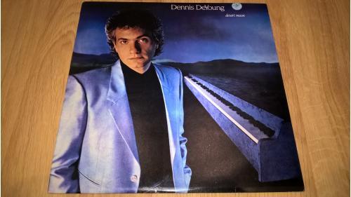 Dennis De Young EX Styx (Desert Moon) 1984. (LP). 12. Vinyl. Пластинка. Yougoslavia. NM/NM