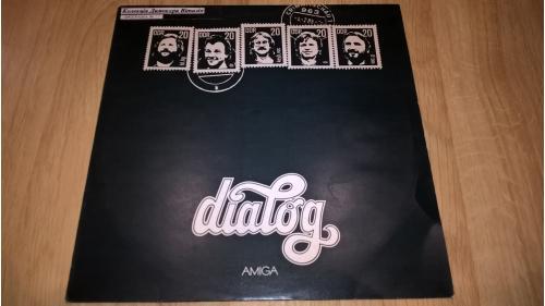 Dialog (963) 1983. (LP). 12. Vinyl. Пластинка. Germany. NM/EX+