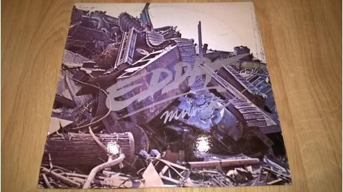 Edda Muvek (Edda) 1983. (LP). 12. Vinyl. Пластинка. Hungary.