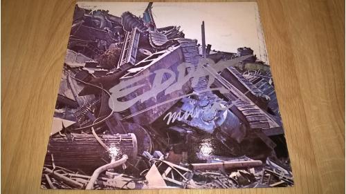 Edda Muvek (Edda 3) 1983. (LP). 12. Vinyl. Пластинка. Ламинат. Hungary. ЕХ+/ЕХ+
