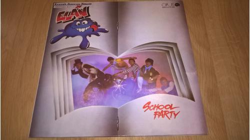 Elan (School Party) 1985. (LP). 12. Vinyl. Пластинка. Czechoslovakia. NM/EX+