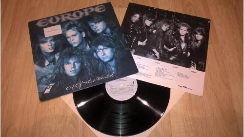 Europe (Out Of This World) 1988. (LP). 12. Vinyl. Пластинка. Holland. EX+/EX+