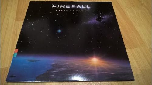 Firefall (Break Of Dawn) 1982. (LP). 12. Vinyl. Пластинка. USA. NM/NM